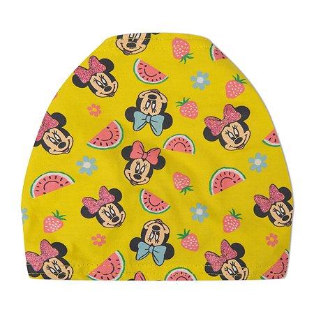 Косынка Disney baby жёлтая