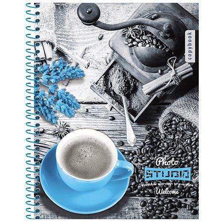 Тетрадь Prof Press На контрасте А5 Клетка 96л в ассортименте 96Ц-0148