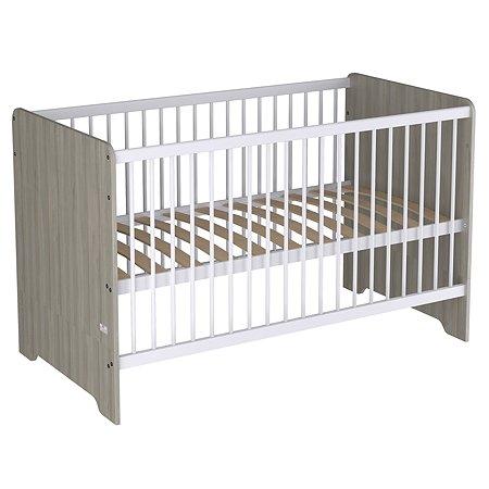 Кроватка детская Polini kids Simple Nordic 140*70см