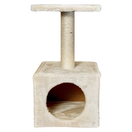 Площадка игровая для кошек Nobby Como Кремовая