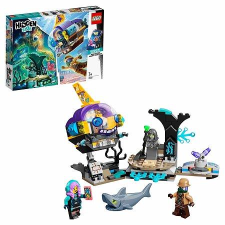 Конструктор LEGO Side Подводная лодка Джей-Би 70433