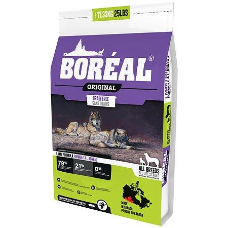 Корм для собак Boreal Original с ягненком 11.33кг