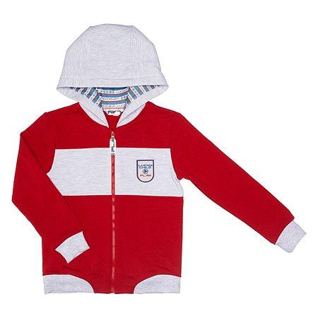 Куртка  Lucky Child красная