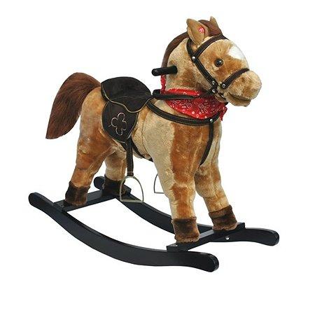 Лошадка-качалка Baby Go Классическая