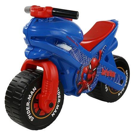 Каталка Полесье Marvel Человек-паук Мотоцикл 70555