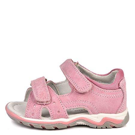 Сандалии BabyGo розовые