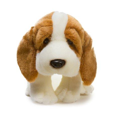 Собака Laffi Бассет 25 см