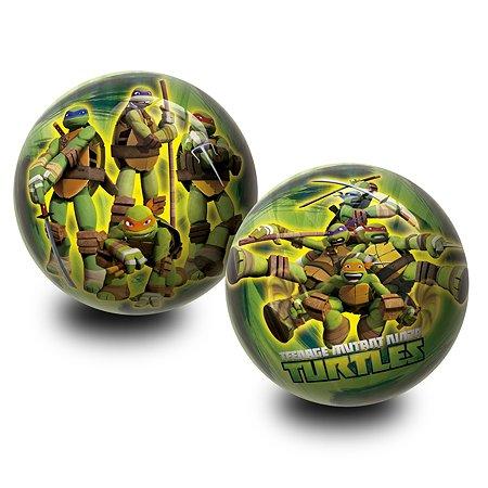 Мяч Unice Черепашки Ниндзя 23 см в ассортименте