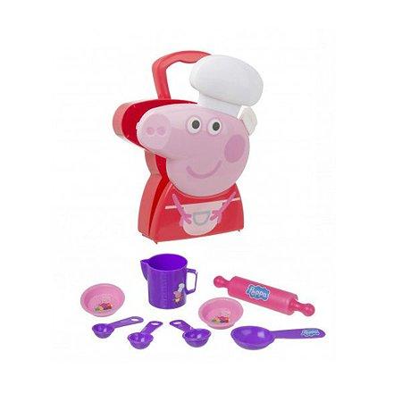 Набор посуды Свинка Пеппа Шеф повар
