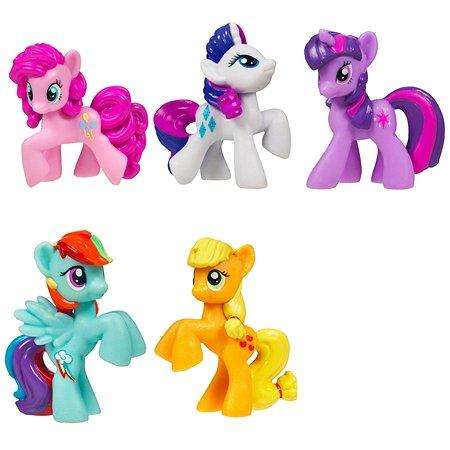 Пони My Little Pony 4,5 см в ассортименте