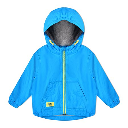 Куртка BabyGo ярко-синяя