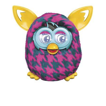Игрушка Furby Boom в клетку