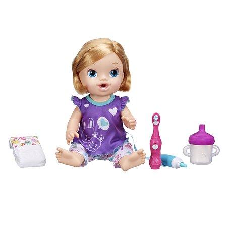 Кукла Baby Alive Малышка готовится ко сну