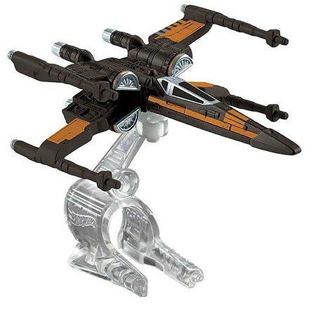 Машина Hot Wheels Star Wars Звездные корабли X-Wing Fighter DMP63