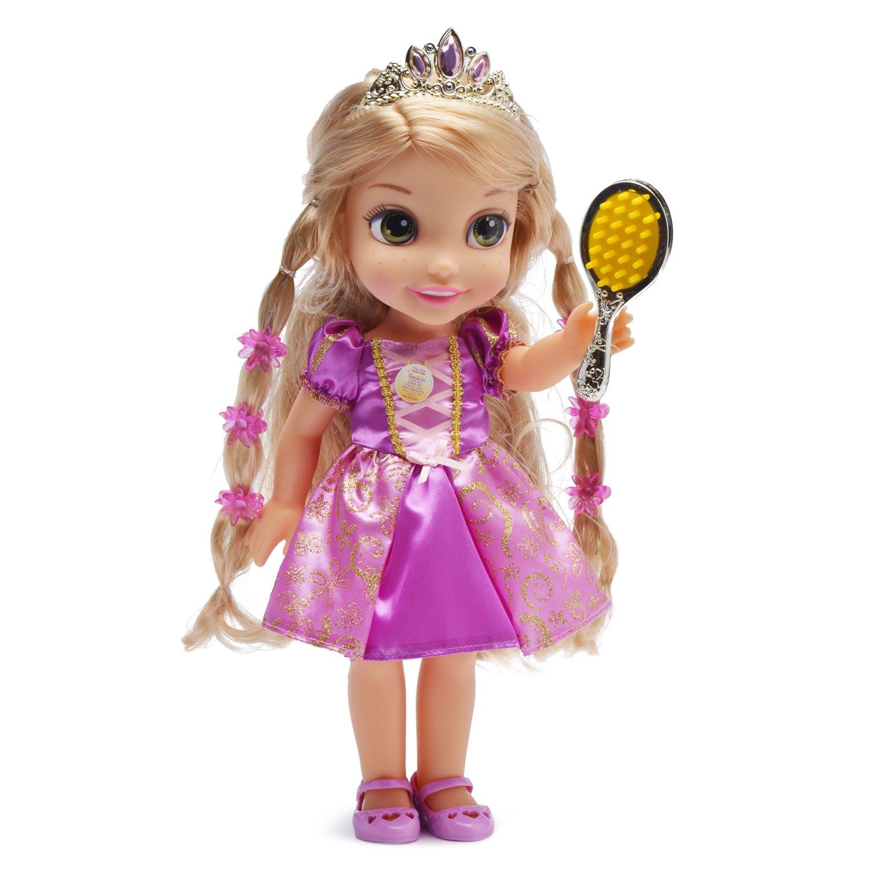Кукла Disney Принцесса-Рапунцель со светящимися волосами