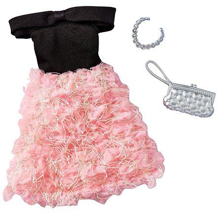 Одежда для кукол Barbie Универсальное праздничное платье DXB03