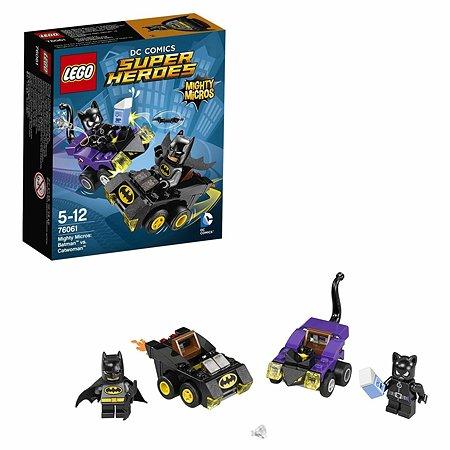 Конструктор LEGO Super Heroes Бэтмен против Женщины?кошки (76061)