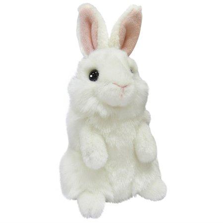 Мягкая игрушка Aurora Кролик белый