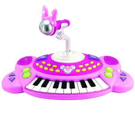 Синтезатор Disney Минни - супер-звезда