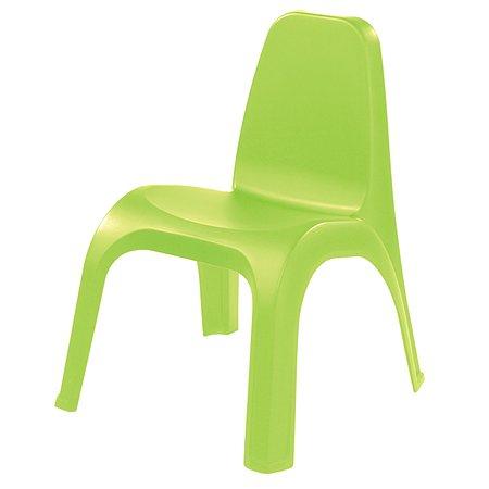 Стул детский Пластишка зеленый