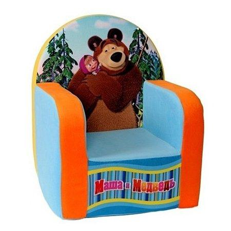 Кресло детское Смолтойс с печатью