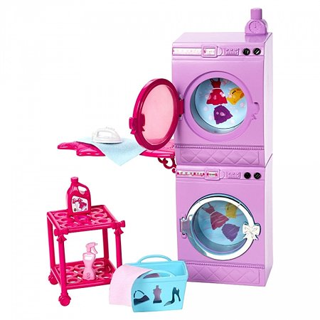 Наборы мебели Barbie Компактная комната Barbie в ассортименте