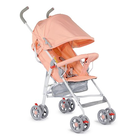 Коляска-трость Babyton Zoo Light Pink FL801-C-3