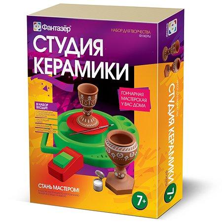 Набор для творчества Фантазер Студия керамики Фужеры 218002