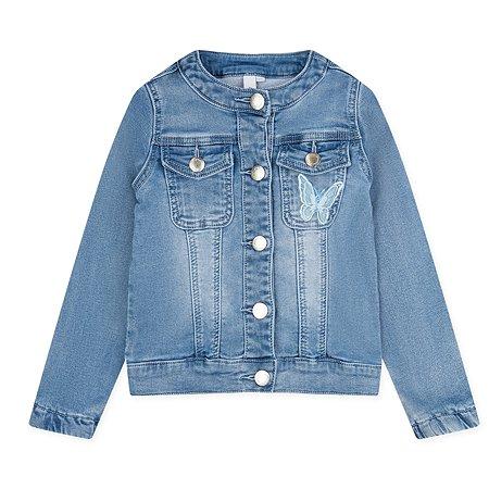 Куртка PlayToday голубая