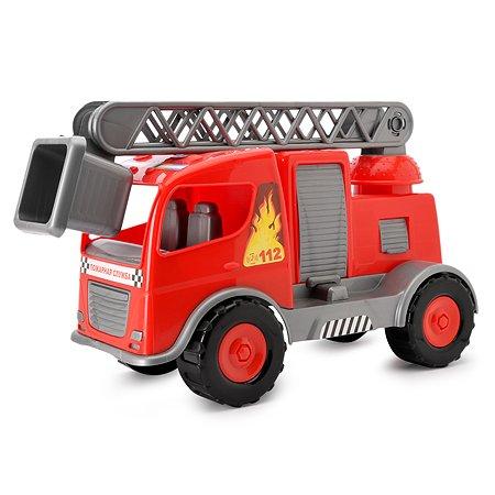 Пожарная машина Zebratoys большая 15-11130