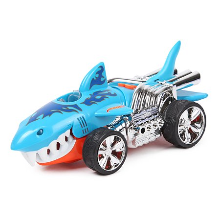 Машина Hot Wheels Monster Action Sharkruiser 51204