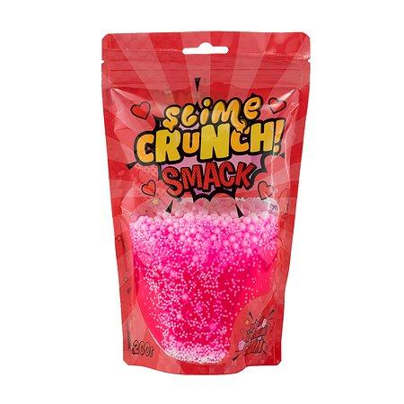 Лизун Slime Ninja Crunch аромат земляники 200г S130-25