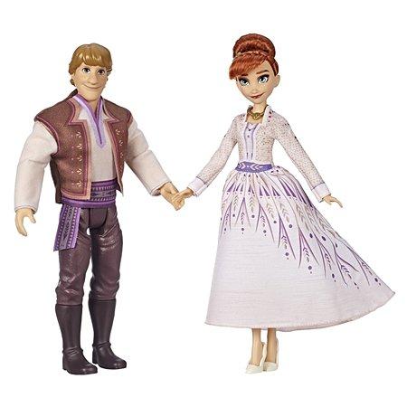 Набор игровой Disney Frozen Холодное cердце 2 Анна и Кристофф E5502EU4