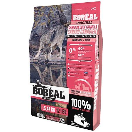 Корм для собак Boreal Original мелких пород с уткой 5.44кг