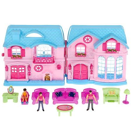 Дом для кукол Играем Вместе 279446 Играем вместе 279446