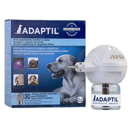 Феромоны для собак Adaptil флакон+диффузор 48мл