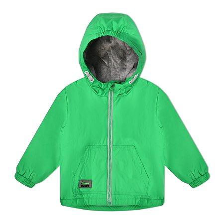 Куртка BabyGo зелёная