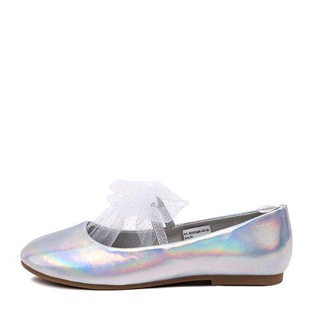 Туфли Futurino серебристые
