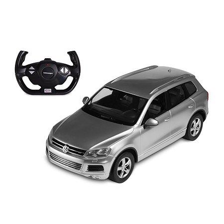 Машина радиоуправляемая Rastar 1:14 Volkswagen Touareg Металлик