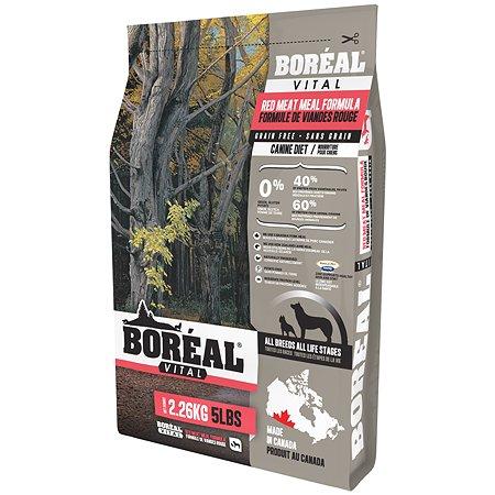 Корм для собак Boreal Vital с красным мясом 2.26кг