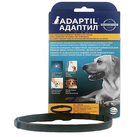 Феромоны для собак Adaptil ошейник для средних и крупных пород M/L