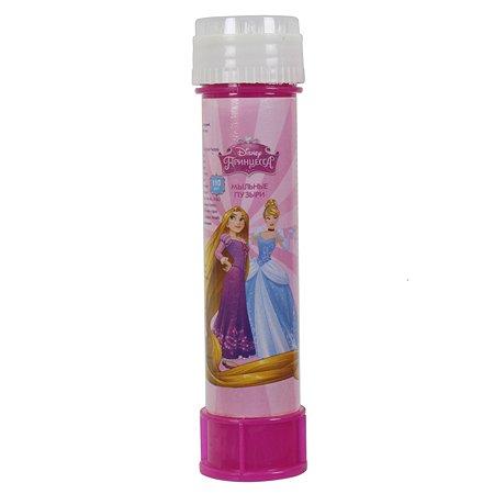 Мыльные пузыри 1TOY Disney Принцессы бутылка 110мл Т11494