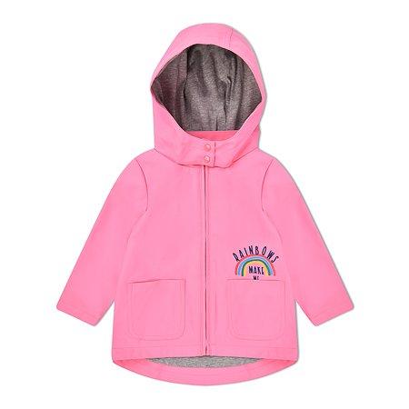 Куртка BabyGo розовая