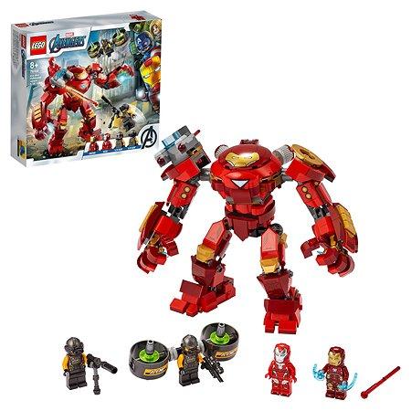 Конструктор LEGO Super Heroes Халкбастер против агента А.И.М. 76164