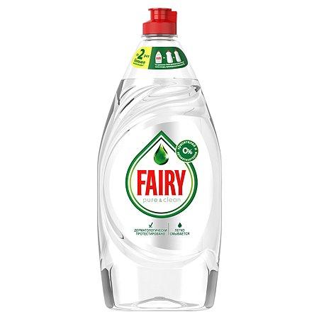 Гель для мытья посуды Fairy 900мл 81714036