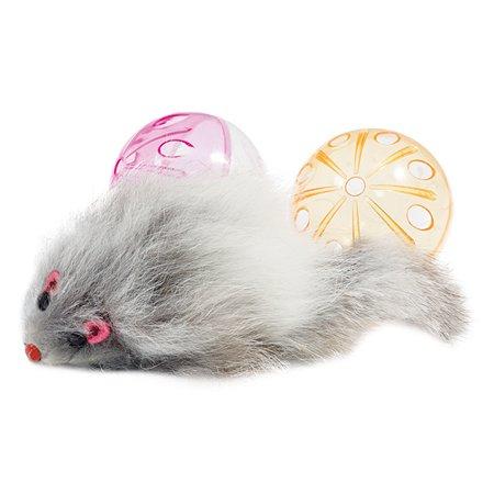 Набор игрушек для кошек Triol XW0329 3шт 22181041