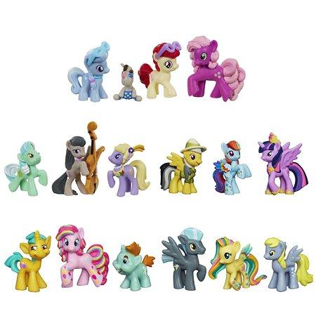 Мини-набор My Little Pony с новыми персонажами в ассортименте