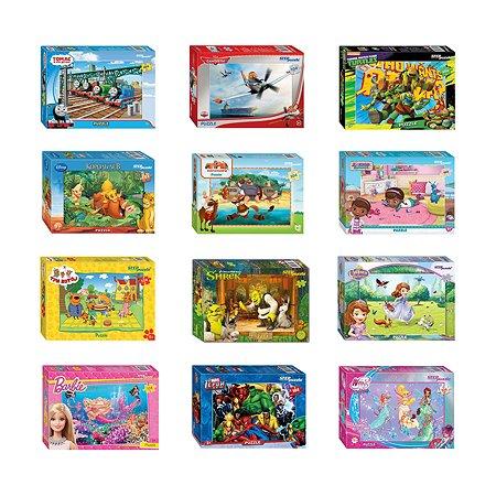 Пазл Step Puzzle лицензионные 104элемента в ассортименте 82109-82181