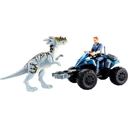 Набор игровой Jurassic World с героями фильма в ассортименте GCV77