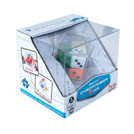 Головоломка Recent Toys Счастливая Семерка